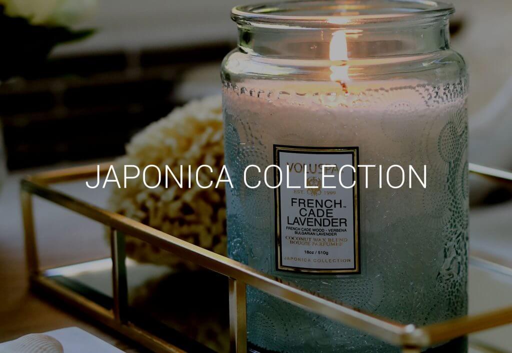 Voluspa Japonica Collection
