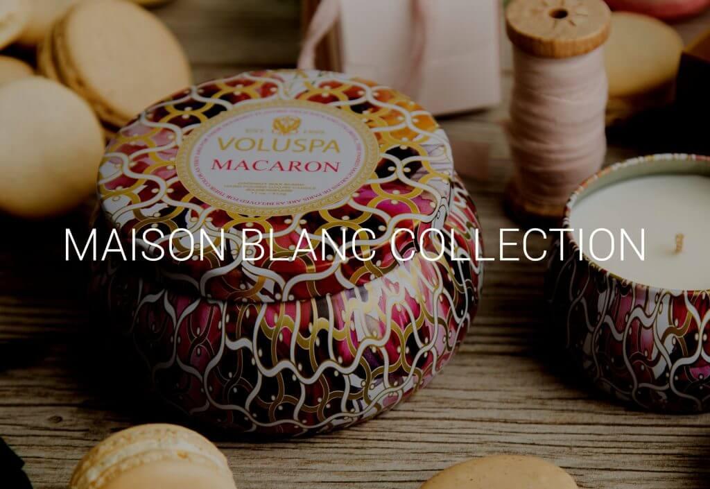 Voluspa Maison Blanc Collection