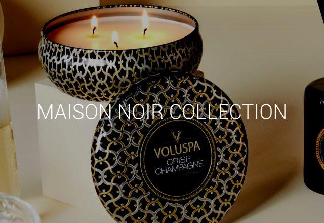 Voluspa Maison Noir Collection