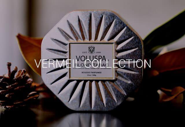 Voluspa Vermeil Collection